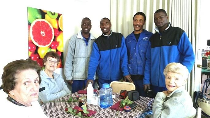 Air Afrique and Mandela Day